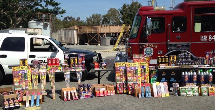 Fireworks-illegal