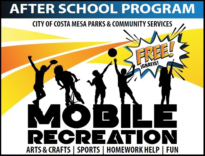 After School Program Flyer for page