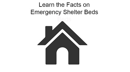 Facts on Emergency Shelter Beds