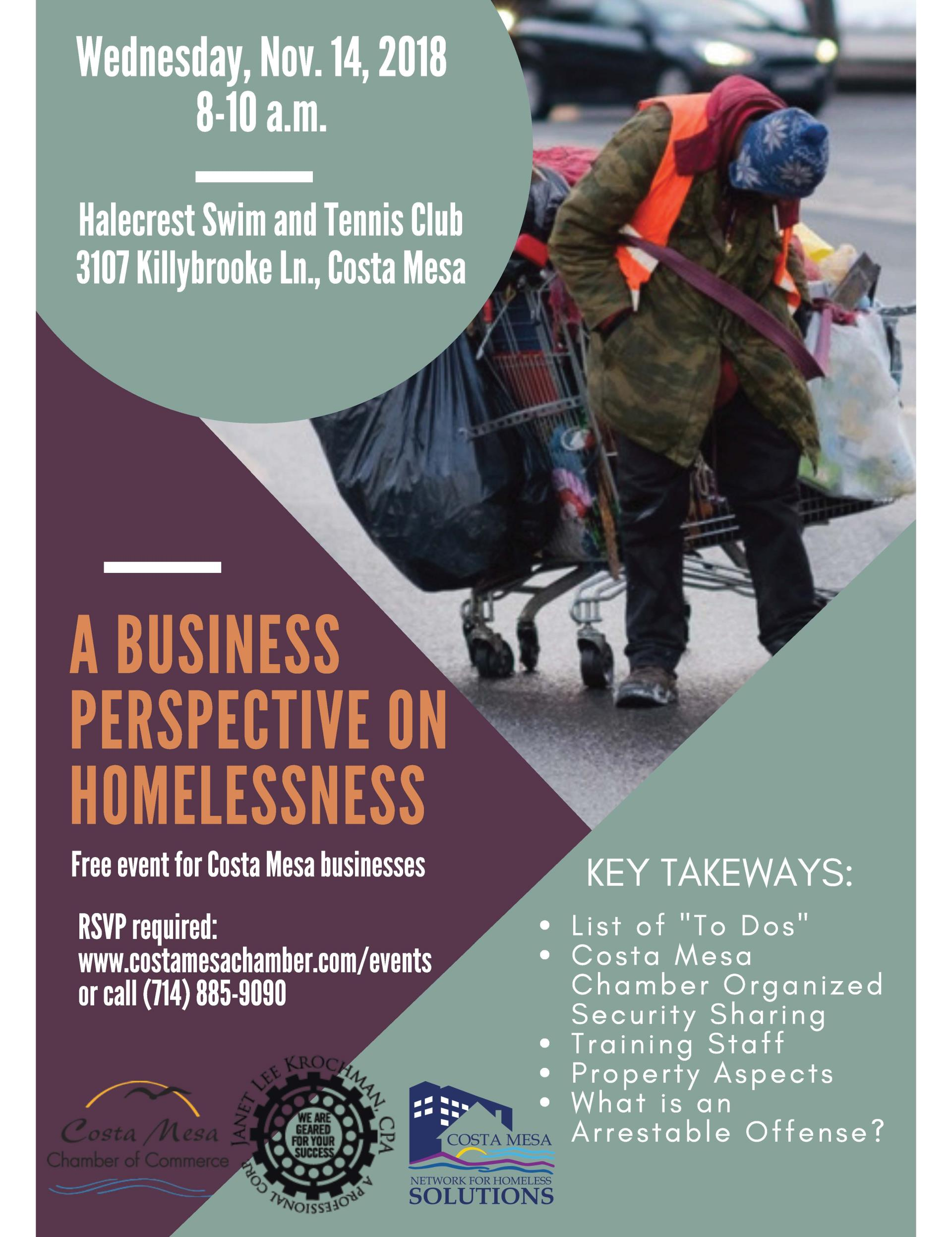 Chamber_ Business Perspective on Homelessness flyer 2-2