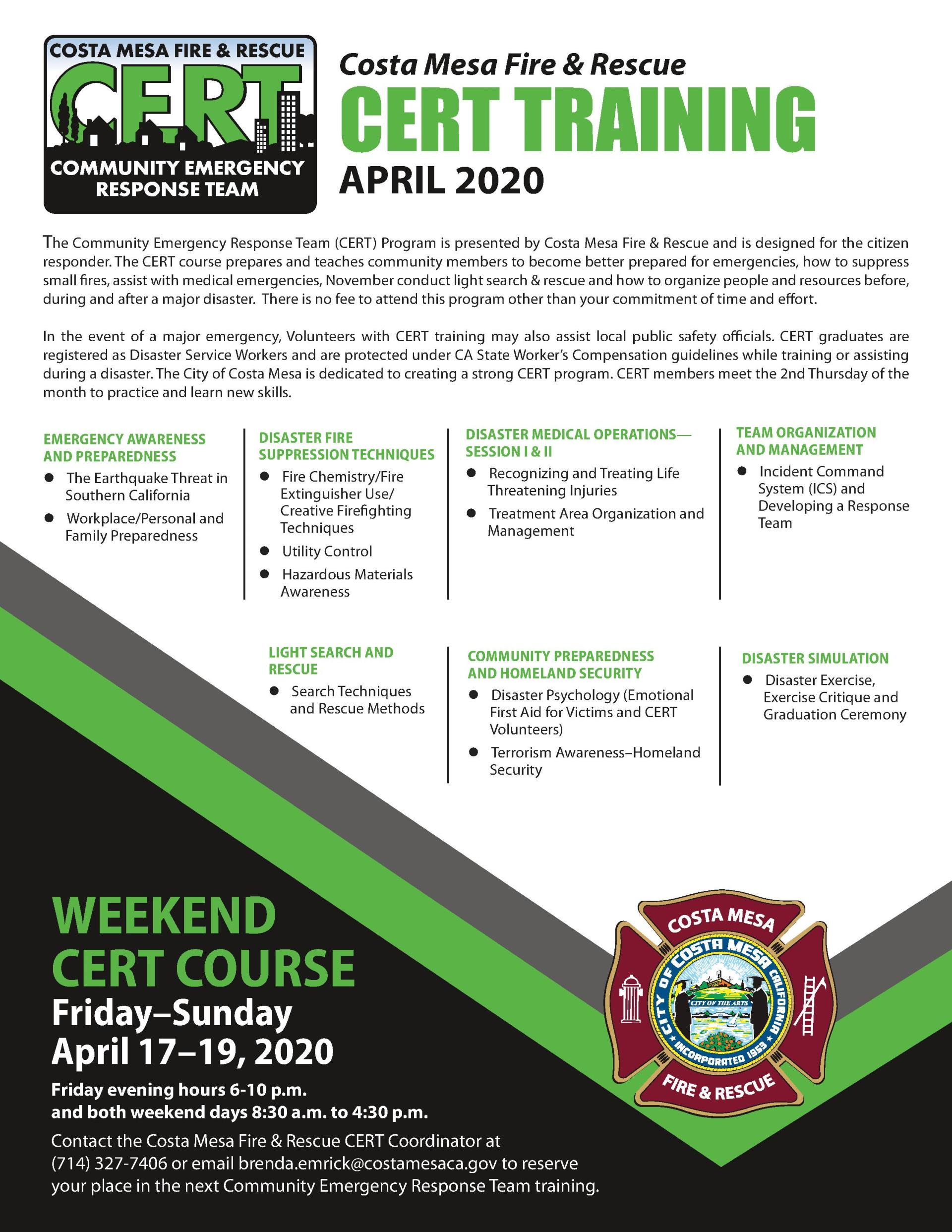 CERT-training-FEB-2020
