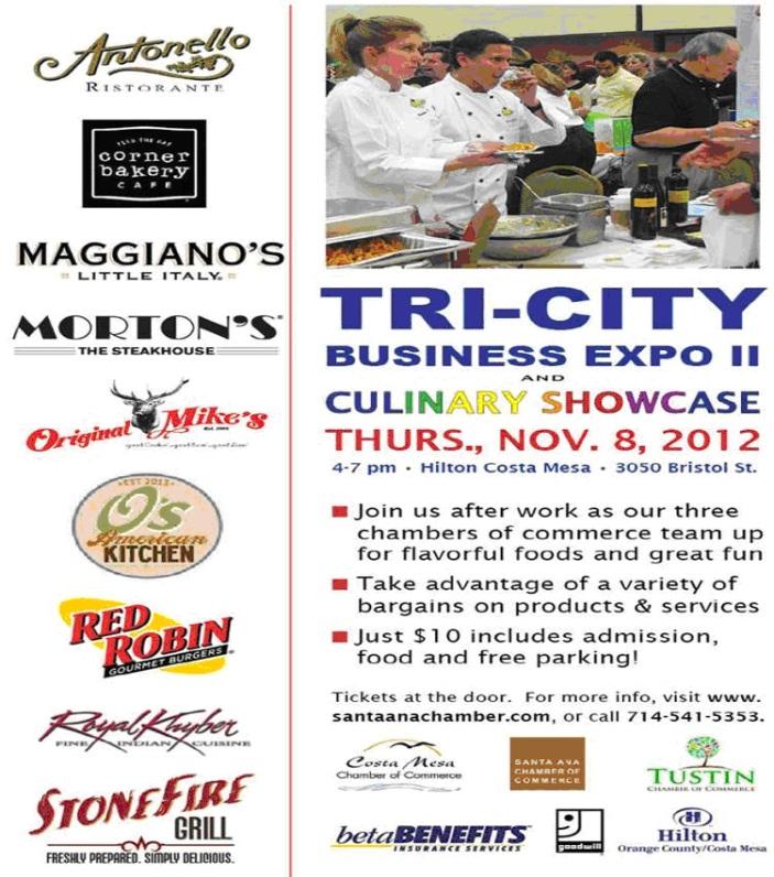 Tri-City Business Expo | Custom News & Calendar | City of