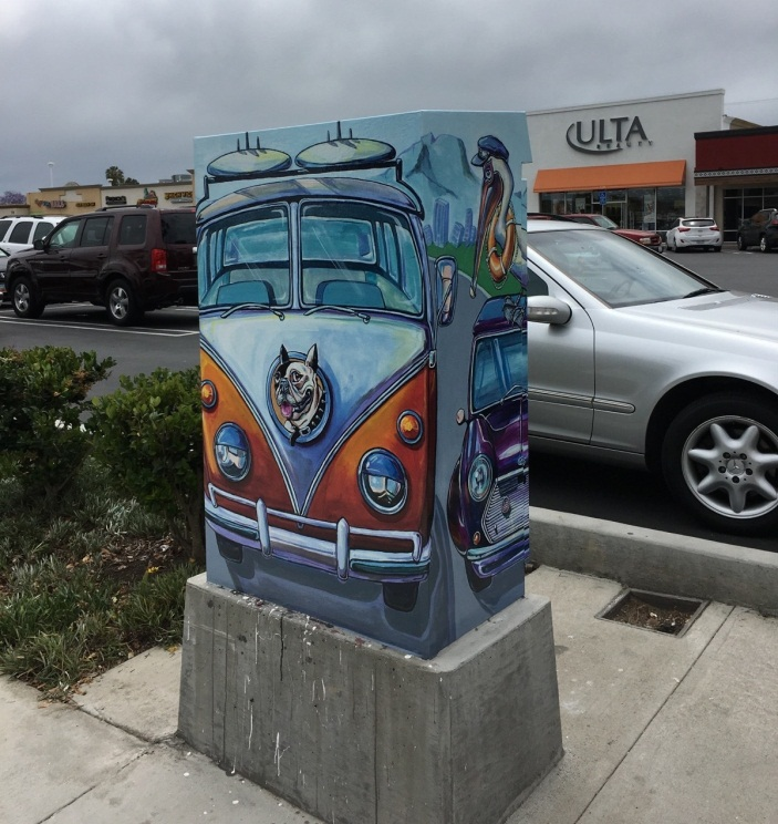 17th street and westminster ave utility box