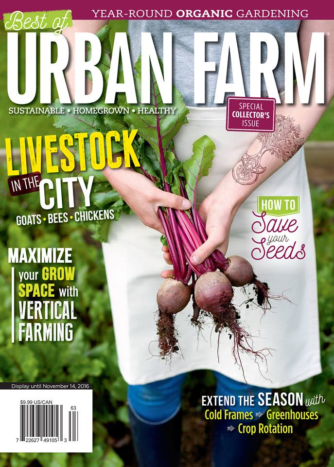 Urban Farm Magazine
